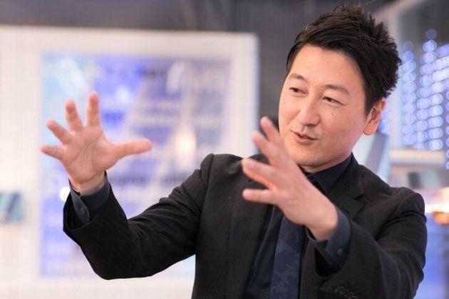 ジャーナリストの堀潤氏