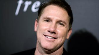 "FILE - In this Feb. 1, 2016, file photo, novelist Nicholas Sparks attends a special screening of ""The Choice"" in Los Angeles. Sparks chastised a former headmaster at the private Christian school in North Carolina he runs for promoting a pro-gay ""agenda,"" according to emails pertaining to an ongoing lawsuit. Sparks denies he discriminates. The emails were published Thursday, June 13, 2019, by the Daily Beast and are available through the federal court's online record system. (Photo by Richard Shotwell/Invision/AP, File)"