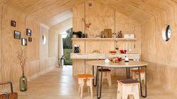 100%リサイクル可能。ダンボールの家・Wikkelhouse(ウィッケルハウス)