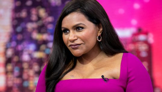 Mindy Kaling Has A Good Reason For Not Talking About Her Daughter's