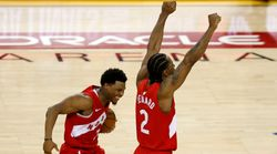 The Top 5 Moments From The Toronto Raptors' Historic Playoff