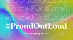 """""""Proud Out Loud"""". HuffPost celebra l'orgoglio, l'amore e la resistenza LGBTQ nel"""