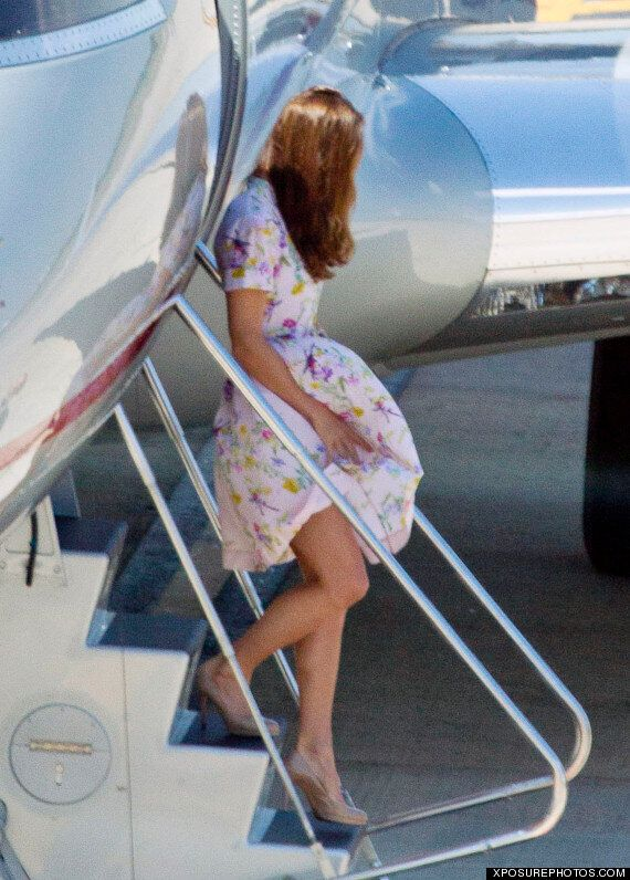 Kate Middleton Topless, Duchess Of Cambridge Nearly Goes Bottomless Too