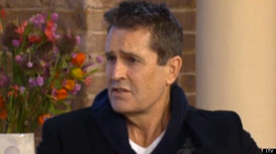 Rupert Everett Gets This Morning Presenters Philip Schofield, Holly Willoughby Squirming WIth Hysteria...