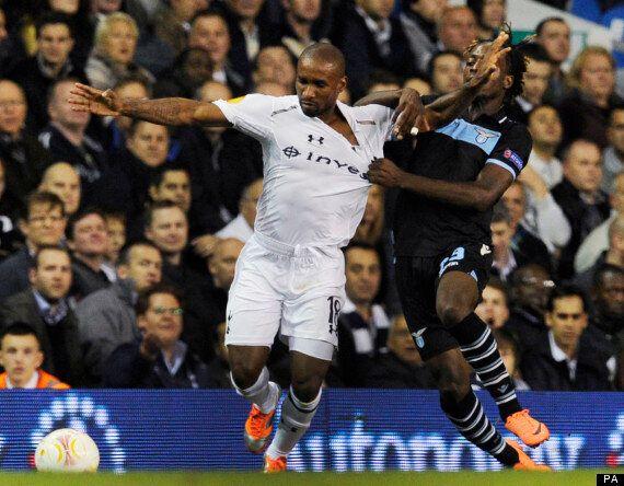 Tottenham Hotspur's Jermain Defoe And Aaron Lennon Subjected To Monkey Chants By Lazio