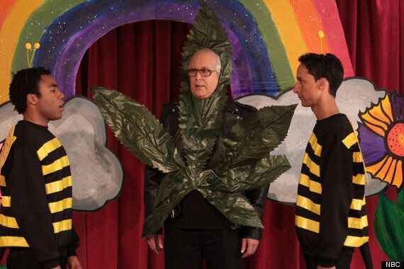 INTERVIEW: Chevy Chase On 'Community', What's Funny These Days... And Dan