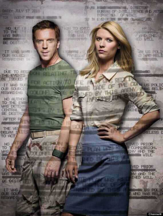 Emmy Awards 2012: Damian Lewis, Claire Danes Both Win Leading Acting Awards For