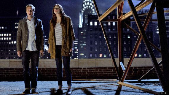 'Doctor Who: The Angels Take Manhattan' Pictures Show Amy And Rory's Final