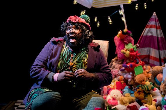 I Created A Theatre Show To Stamp Out The Stereotypes Of A Young Black