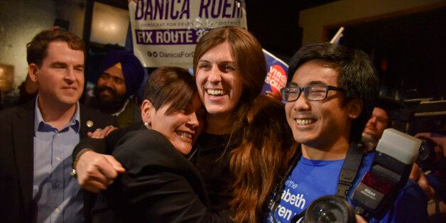 What Trans People Need To Learn From Danica Roem And Andrea Jenkins' Big Election