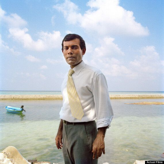 All At Sea With The Island President: Director Jon Shenk On The Maldives' Mohamed Nasheed, 'He's One...