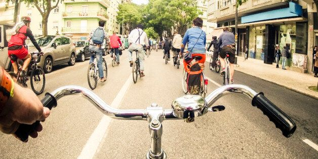 Want A Healthy, Prosperous And Resilient City? You Need A Bicycle