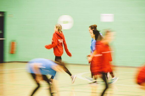 Why I Want To Ensure All Girls Have The Sporting Start In Life That I