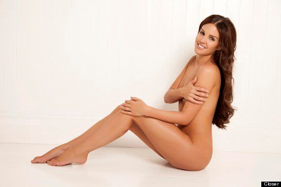 Danielle Lloyd Strips Off: 'I Was A Fragile Mess But Now I'm