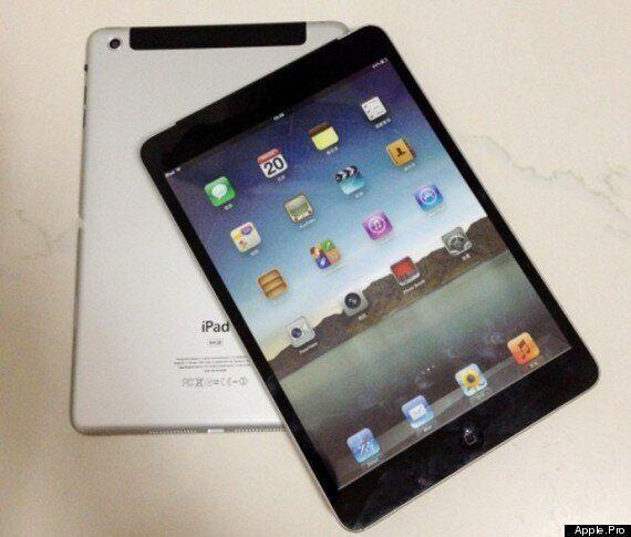 iPad Mini Mockups: Is This What Apple's New Tablet Looks