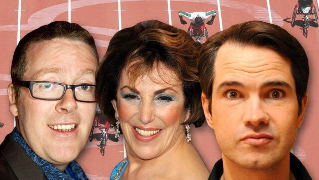 Frankie Boyle, Edwina Currie Favourites To Present Medals At