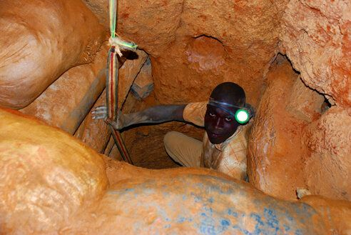 Sahel Food Crisis Diary: Mali Children Flock to Gold Mines and Street