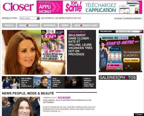 Kate Middleton 'Topless' Photos Shock Royal Couple As French Magazine Closer Publishes Private