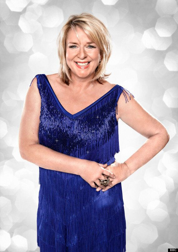 Strictly Come Dancing: Fern Britton Cleared Her Diary In Hope