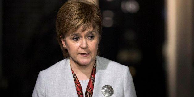 Nicola Sturgeon, The Climate Warrior At UN