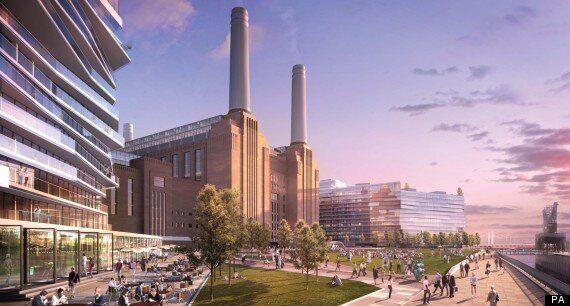 Battersea Power Station Redevelopment Confirmed