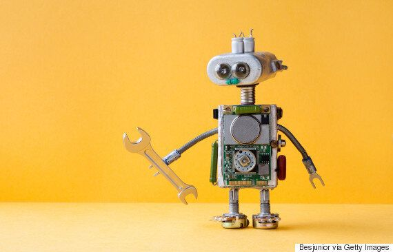 Five New Jobs For Humans If Robots Take Over The