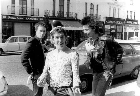 The Sex Pistols: Never Mind The B*******, Re-released After 35