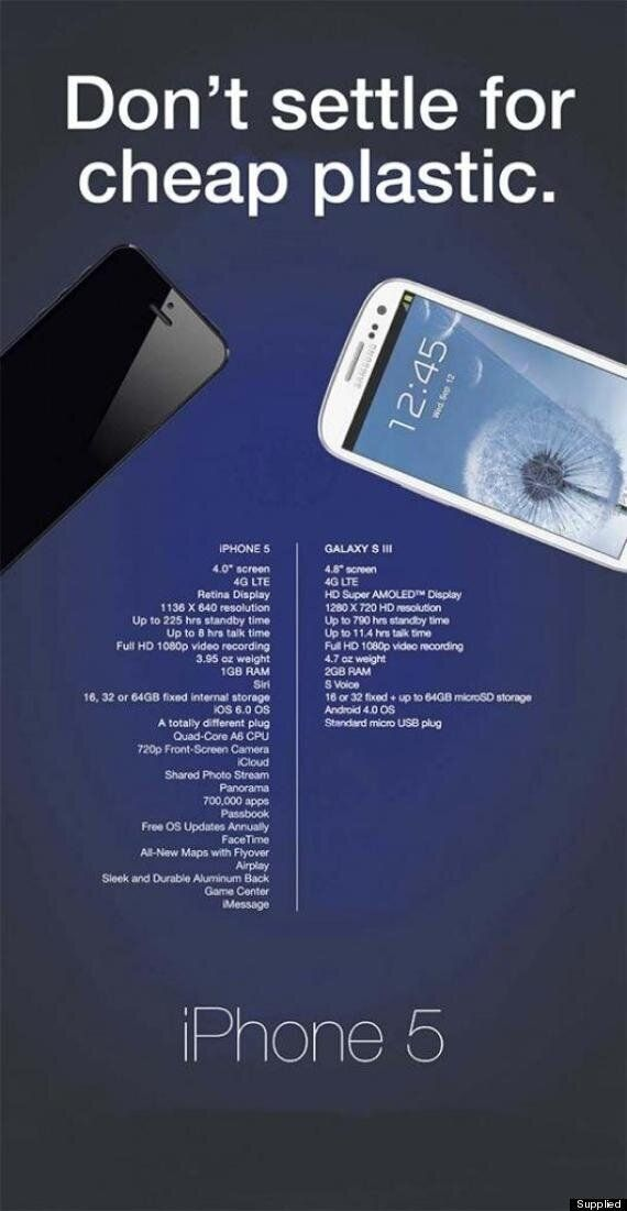 Angry Apple Fans Respond To Samsung's 'It Doesn't Take A Genius'