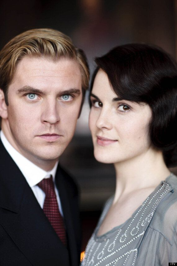 Downton Abbey Star Dan Stevens Off To Broadway With Jessica Chastain In 'The Heiress' - But Will He