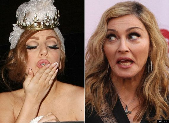 Madonna Now Says She 'Loves' Lady Gaga... But Can't Resist One Last Dig At