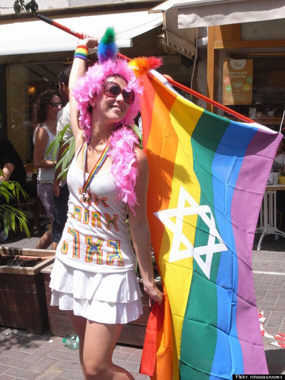 Iran Media Claims 'Zionists Spreading Homosexuality In Bid For World