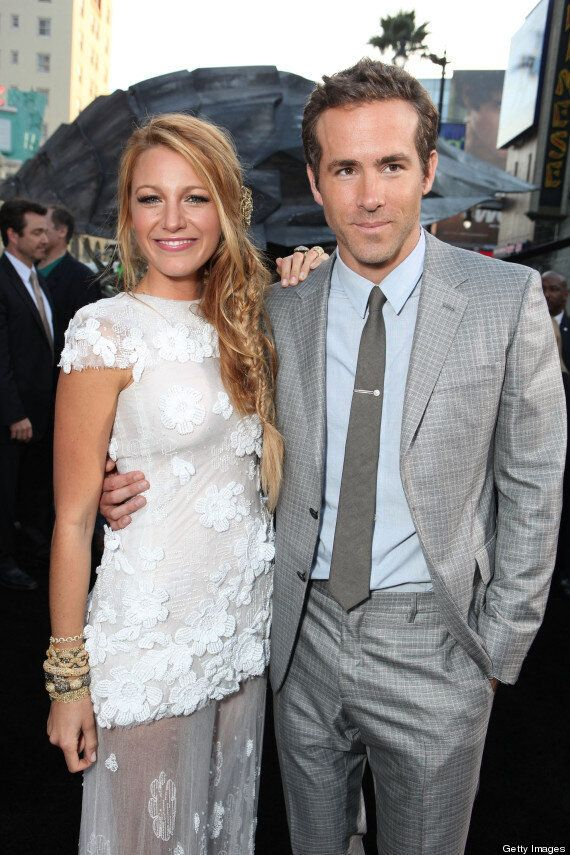 Blake Lively And Ryan Reynolds Get Married | HuffPost UK