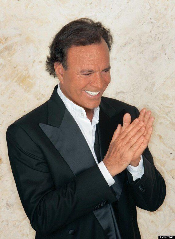 INTERVIEW: Julio Iglesias On His Champion Son Enrique, What Dolly Parton Taught Him, And The Enduring