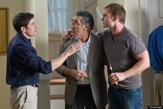 INTERVIEW: Eugene Levy On Getting Back With The Team For 'American Pie: Reunion', When 'The Tables Have