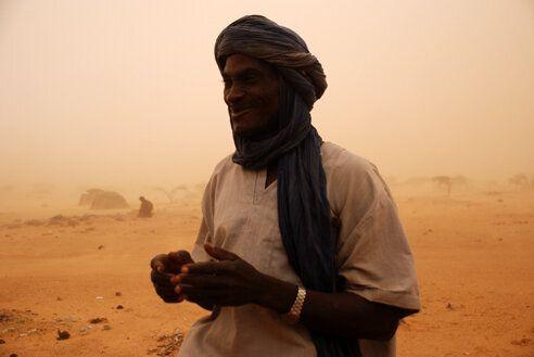 Sahel Food Crisis Diary - A Tuareg's Search and Rescue