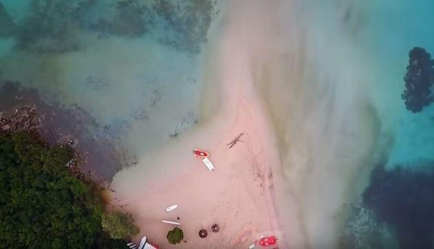 Μπέλα Βράκα: Μια παραδεισένια παραλία του Ιονίου, κοντά στα