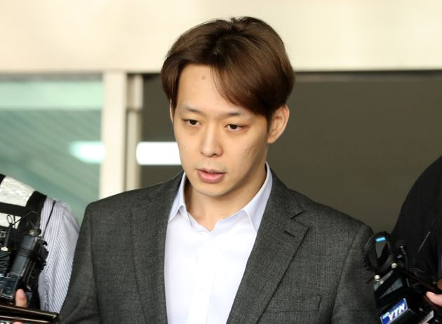 박유천에게 징역 1년 6개월이
