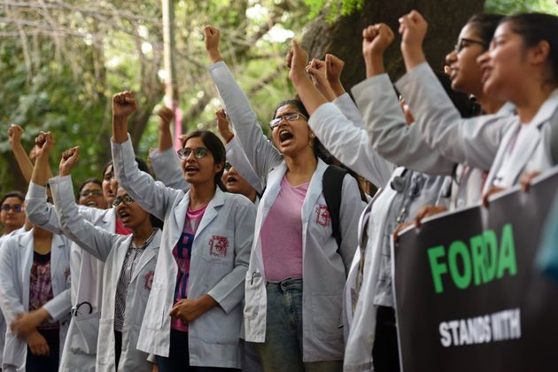 Harsh Vardhan Blames Mamata As Doctors' Protests Intensify; Says 'Don't Make This Prestige