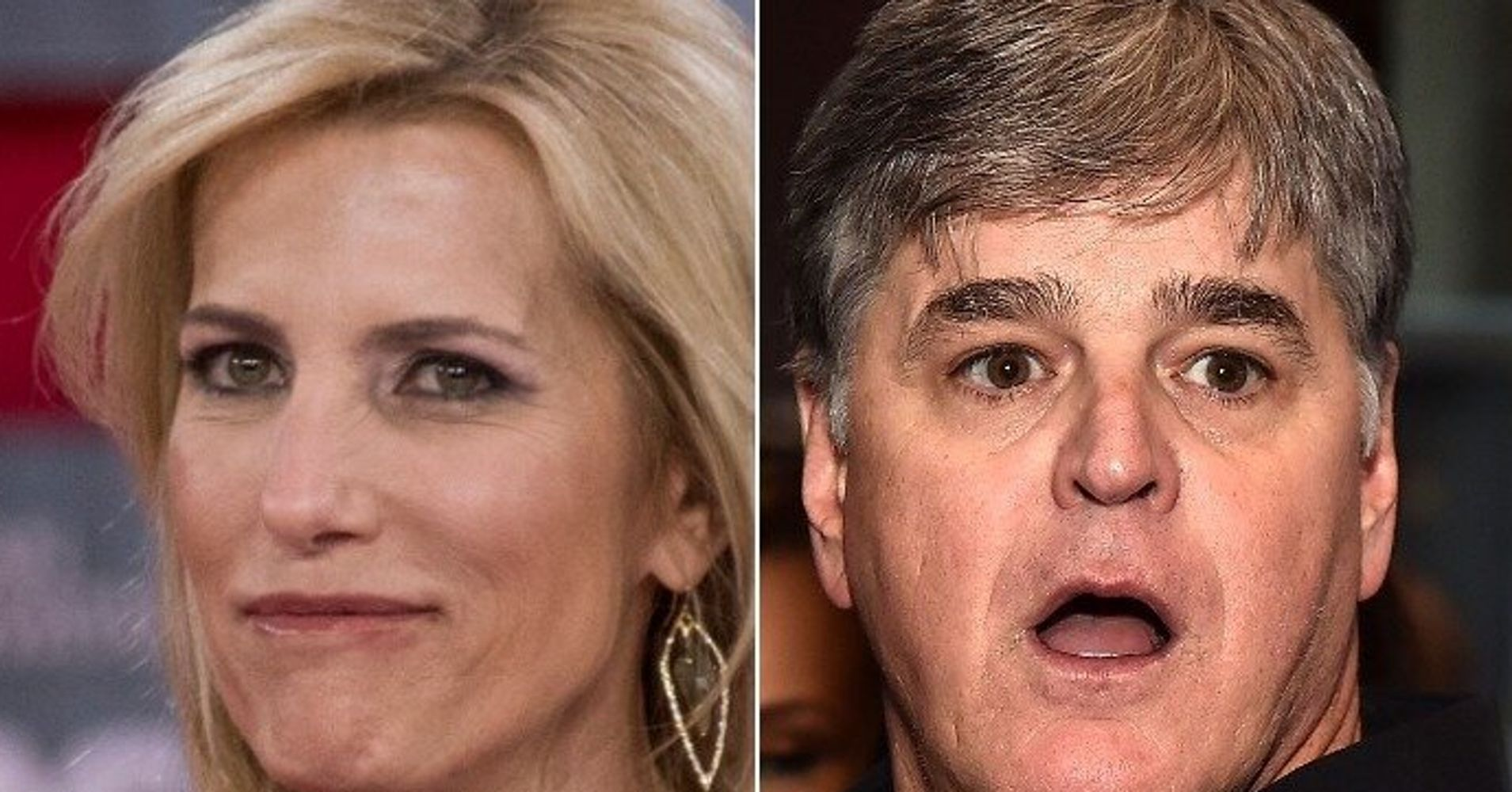 Sean Hannity And Laura Ingraham Float Idea Of Tag-Teaming White House Briefings thumbnail