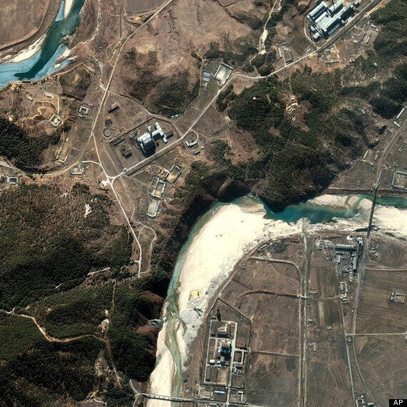 North Korea Moves Step Closer To Rebuilding Nuclear Power Plant Capable Of Making Weapons-Grade Plutonium