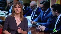 El mensaje de Sandra Sabatés tras la última exigencia de Vox en materia de violencia