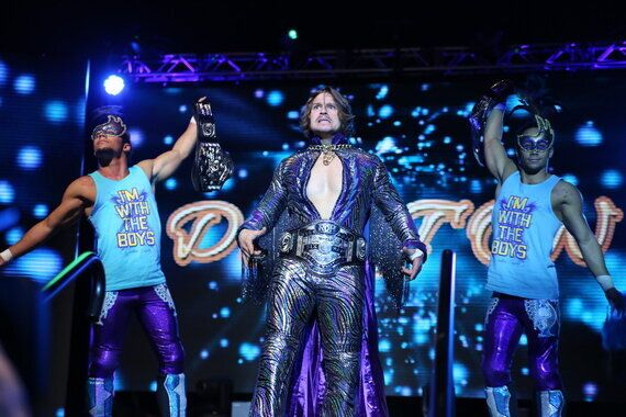 Royal Ramblings Meets Dalton Castle On The Road To The Ring Of Honor UK