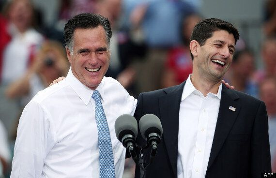 Mitt Romney Praises Paul Ryan As 'Intellectual Leader Of The Republicans' After Making VP Selection