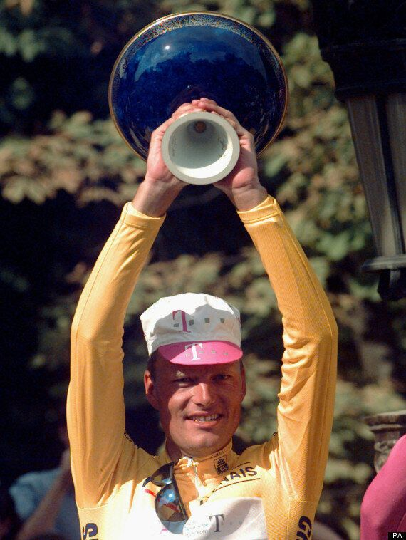 Tour De France Winners Tainted By Performance-Enhancing