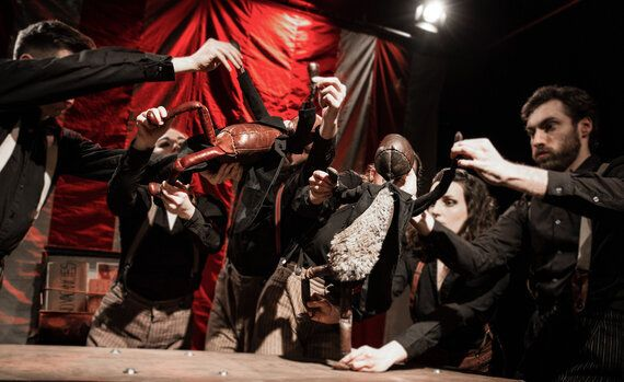 Dark, Sweaty, Engaging: Why Puppetry Is No Longer Just For