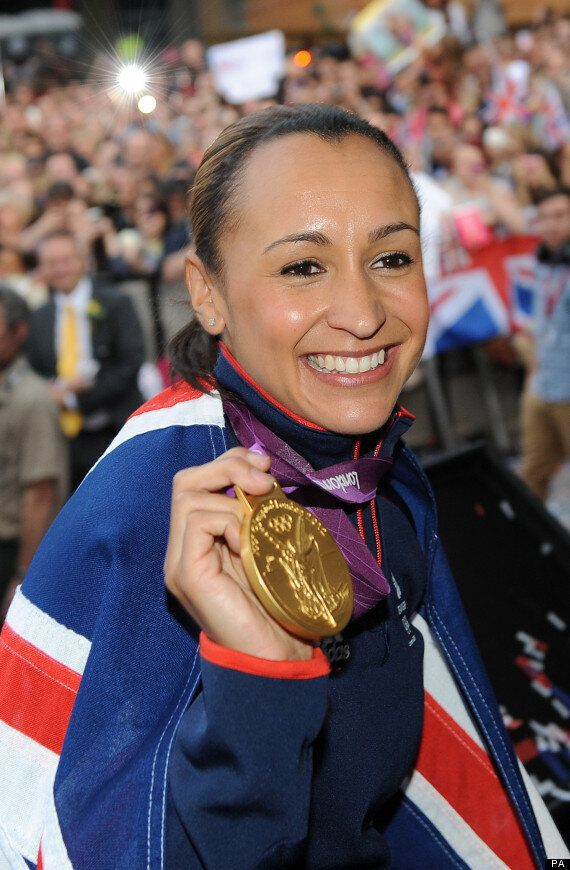 Jessica Ennis Returns To Sheffield As Olympic Champion After London