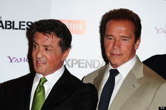 Expendables 2 London Premiere: Arnold Schwarzenegger 'Happy To Back' In