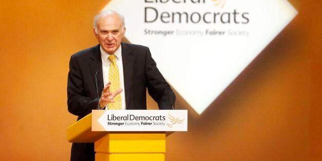 Under Former Coalition Minister Vince Cable, The Lib Dems Cannot Be