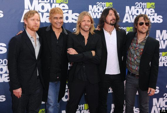 Reading Festival: Foo Fighters' Dave Grohl Pays Tribute To Nirvana Bandmate Kurt Cobain, And Odd Future...