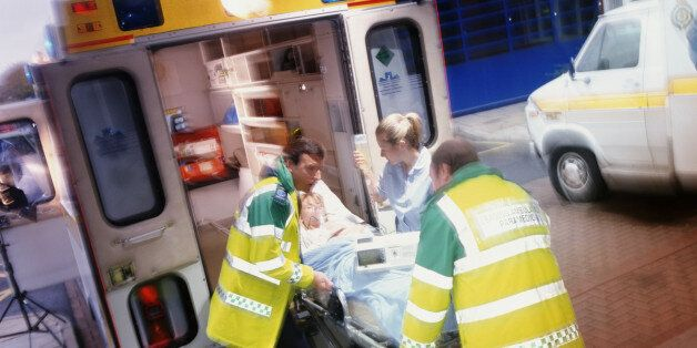 Ambulance Workers Don't Retire Anymore - They Burn